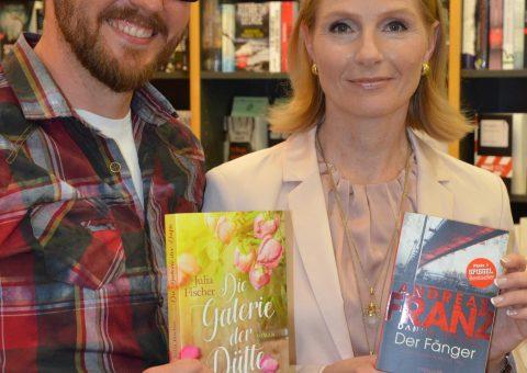 Daniel Holbe und Julia Fischer
